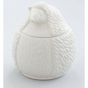 ModCloth hedgehog what a spike to see jar